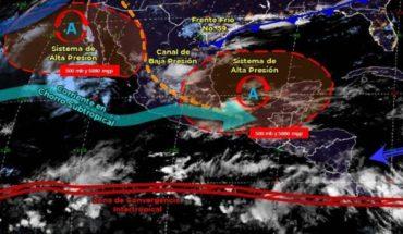 Pronóstico del clima de hoy: Hasta 40°C en 8 estados de México