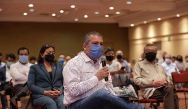 Raúl Morón, definió a la unidad plena, como la mejor estrategia para terminar con la pandemia