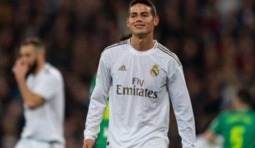 Real Madrid: vender o renovar a James