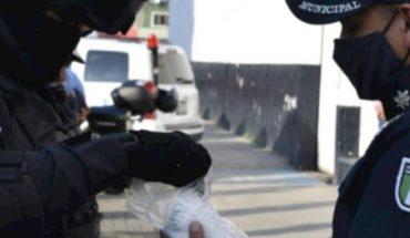 Registran ocho casos de covid-19 entre policías de Tijuana