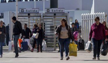 Restricción de viajes no esenciales entre México y EU podría extenderse
