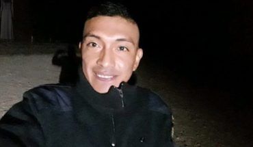 """Salta: un policía se sacó una selfie y en el fondo se puede ver a """"La Llorona"""""""