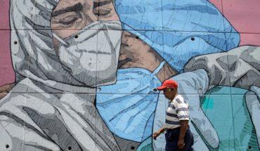 Salud registra 93 defunciones más; son ya 2,154 muertes