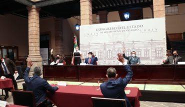Salva Congreso de Michoacán, reforma al Código Electoral para el Estado