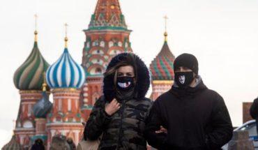 Se acelera la pandemia en Rusia: registraron más de 10 mil casos en un día