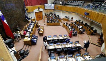 Senado aprobó límite a la reelección sin retroactividad