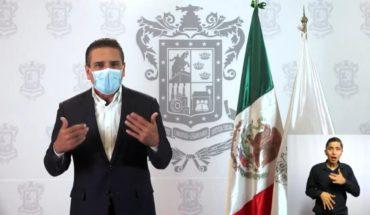"""Silvano Aureoles da a conocer puntos para una """"nueva convivencia"""" ante Covid-19"""
