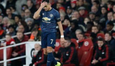 Solskjaer la bajó el pulgar a Alexis para su regreso al United