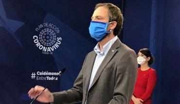 Sorpresivo retorno de subsecretario Arturo Zúñiga a La Moneda