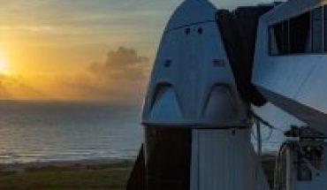 SpaceX y la NASA realizan con éxito el histórico lanzamiento de la cápsula Crew Dragon hacia la Estación Espacial Internacional