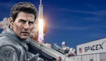 Tom Cruise filmará su próxima película en el espacio