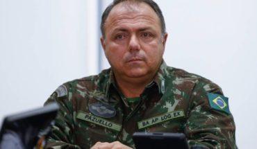 Un militar asume como ministro de Salud en Brasil