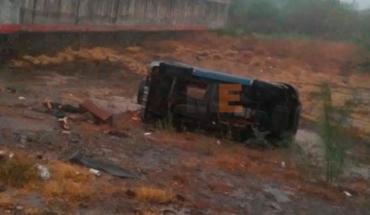Una persona muere y otra más resulta herida en percance vial en Apatzingán, Michoacán