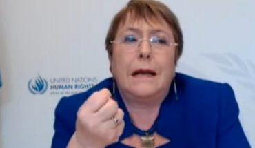 """[VIDEO] Bachelet por carnet Covid-19 del Minsal: """"No he leído en ninguna parte que diga cuánto tiempo la inmunidad es segura"""""""