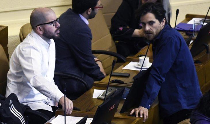 [VIDEO] Diputados del FA por La Granja criticaron a carabineros tras arresto de vecinos que realizaban olla común