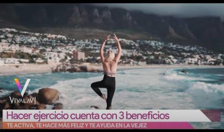 ¿Cómo hacer ejercicio para manejar la tensión? | Vivalavi