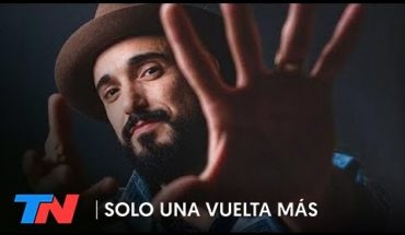 Abel Pintos contó cómo lleva su cuarentena | SOLO UNA VUELTA MÁS