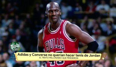 Adidas y Converse pierden millones por Jordan | La Bola del 6