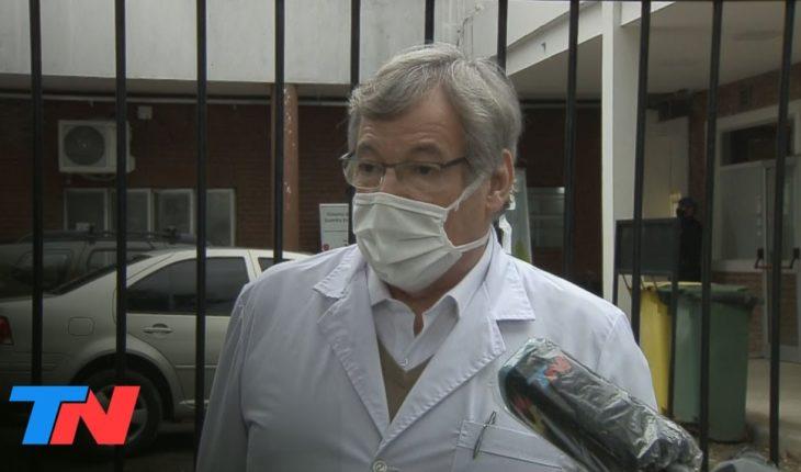 Así trabaja el personal de la salud durante la pandemia