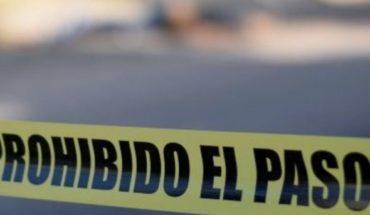 Video: Asaltante cae herido de bala de un camión en CDMX