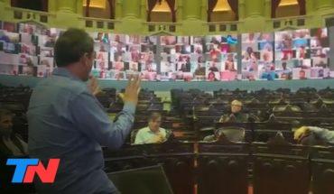 Cuarentena | Así se prepara el Congreso para las sesiones virtuales