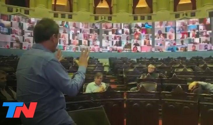 Cuarentena   Así se prepara el Congreso para las sesiones virtuales