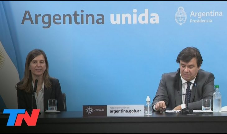 Cuarentena   El Gobierno anunció aumento a los jubilados a partir de junio