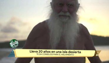 Hombre lleva 20 años en isla desierta | La Bola del 6