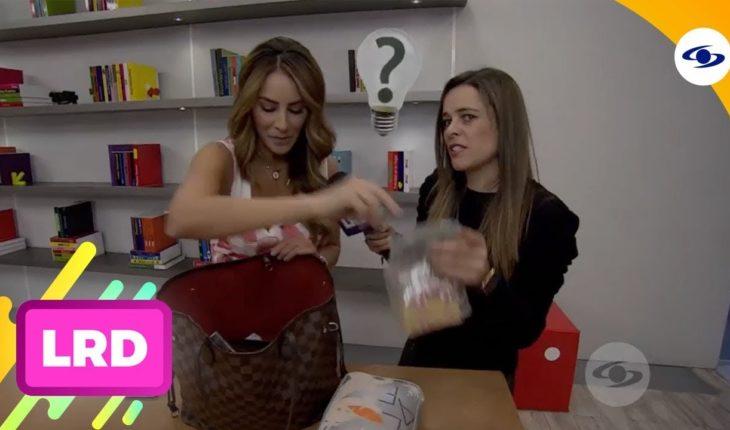 La Red: ¿Qué cargan las mamás en sus bolsos? - Caracol TV