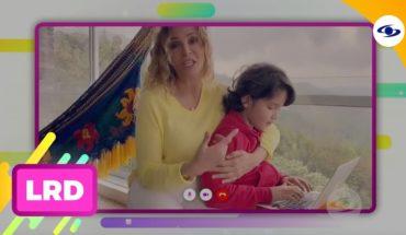 La Red: Así pasan la cuarentena las mamás que ahora también son profesoras - Caracol TV