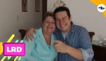 La Red: Conoce a la mamá de Piroberta - Caracol TV