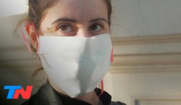 Tapaboca obligatorio en CABA: DÍA 1 | Solo se puede salir con nariz, boca y mentón tapados