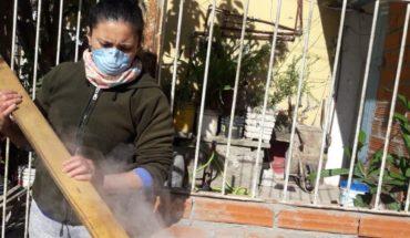 Video: coronavirus en la villa más grande de la Ciudad de Buenos Aires