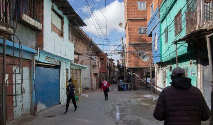 239 new cases of coronavirus in vulnerable neighbourhoods