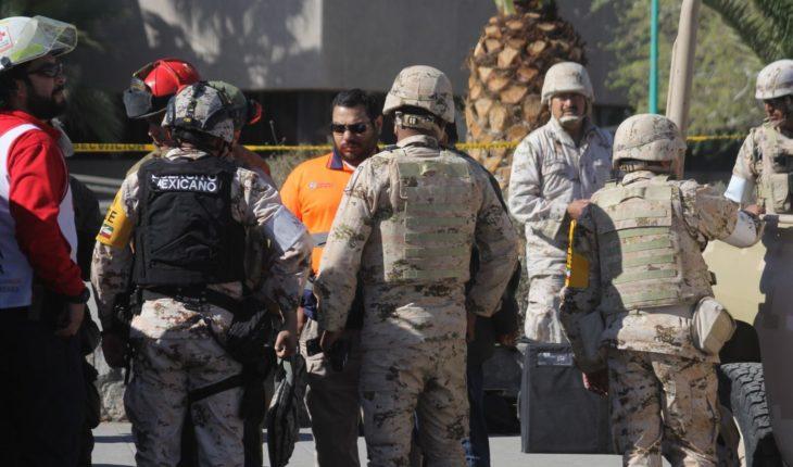 Alleged intellectual author of the massacre in Villas de Salvárcar is arrested