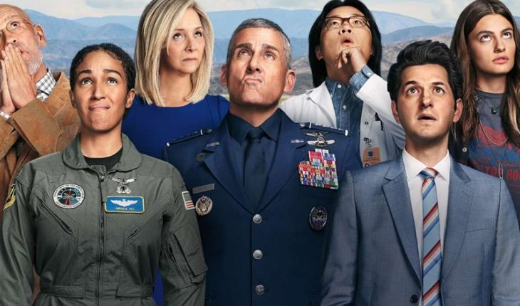 """Analysis ? Space Force: Steve Carell returns to comedy with creator of """"The Office"""""""