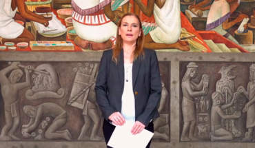 Beatriz Gutierrez Muller WIFE of AMLO gives Mother's Day message in English (Video)