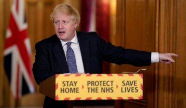 """Boris Johnson: Doctors prepared """"the announcement of my death"""""""
