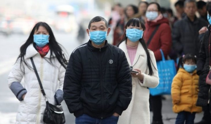 China did not register new cases of coronavirus within 24 hours