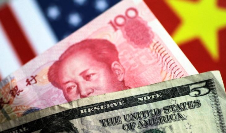 China to stop using the dollar in its stock trades