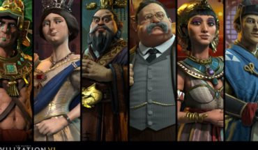 Civilization VI is the new free game from Epic Games