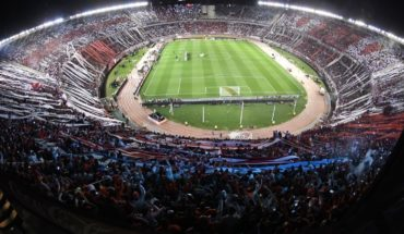 Conmebol reduced River's sanction and he'll be able to play with fans for Liberators