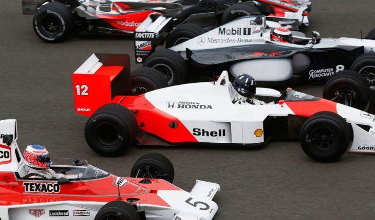 Coronavirus: McLaren mulls mortgage his historic Formula One cars