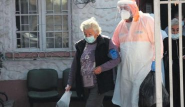 Covid-19: 20% of the elderly in nursing homes are infected