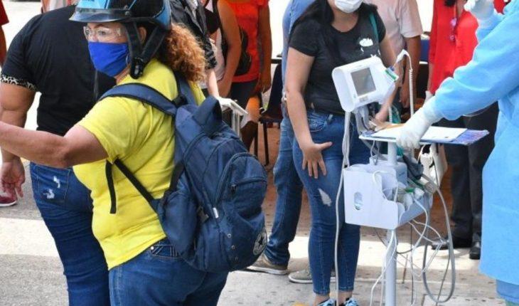 Covid-19 units remain saturated in Mazatlan