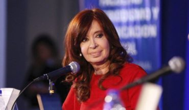 Cristina spoke about judicial pressures from macerism and pointed to Rodríguez Larreta