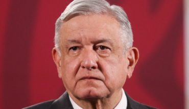 During the confinement there was reunion and non-domestic violence: AMLO