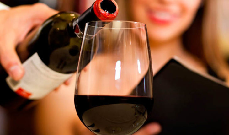 Each person's saliva influences the perception of the taste of wine