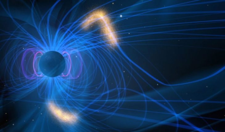 Earth's magnetic field is weakening, what does this mean?