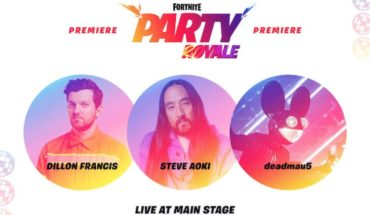 Fortnite celebrates the launch of Party Royale with a music festival